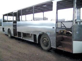 Generln oprava autobusov