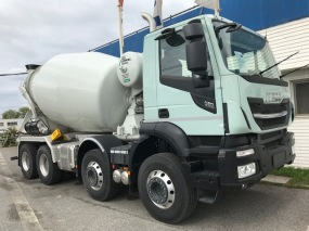 IVECO X-WAY AD340X42Z HR OFF BETONMIXER